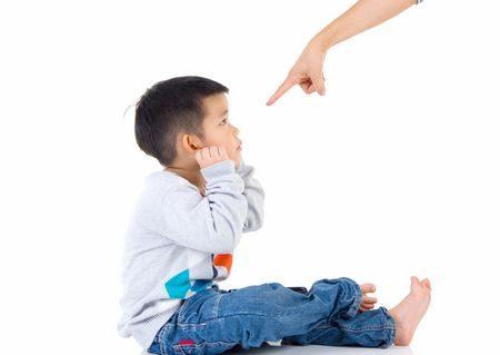 صورة , طفل , كلمات , أم , العقاب