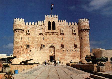 صورة , قلعة قايتباي , الأسكندرية