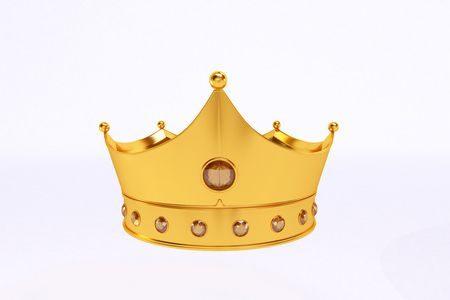 صورة , تاج , الملكة الحاكمة , الكنداكة