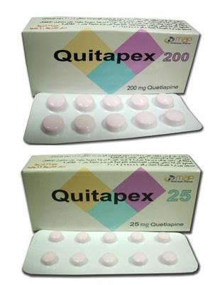 صورة , عبوة , دواء , أقراص , كويتابكس , Quitapex