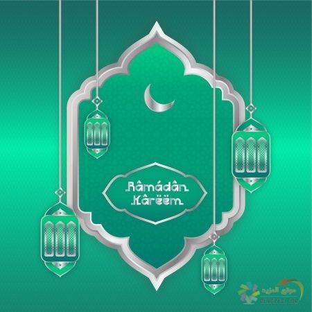 حكم بالصور عن رمضان