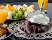 صورة , العادات الغذائية , طعام , تمر , شهر رمضان