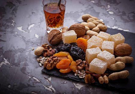 صورة , حلويات , طعام , شهر رمضان