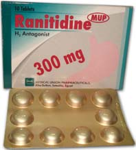 صورة , عبوة , دواء , رانيتيدين, 300 Ranitidine