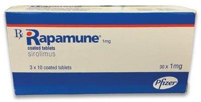 صورة,دواء,علاج, عبوة ,راباميون, Rapamune