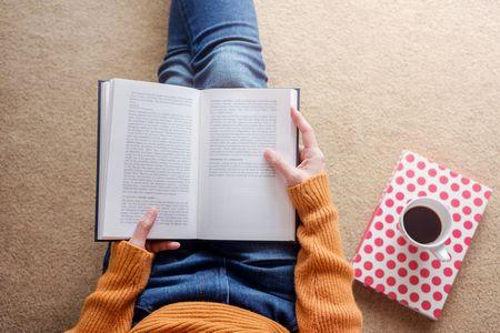 القراءة ، العام الجديد ، السنة الجديدة، Reading ، القراءة ، صورة ، كتاب