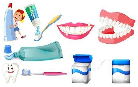 الأسنان ، رعاية الأسنان ، تبديل الأسنان ، خلع الأسنان