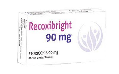 صورة , عبوة , دواء , علاج , ريكوكسيبرايت , Recoxibright