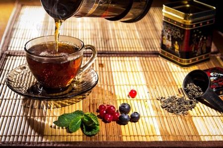 الشاي الأحمر،صورة