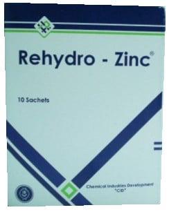 صورة, عبوة ,ريهيدرو زنك, Rehydro Zinc