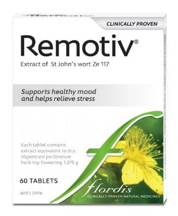 صورة , عبوة , دواء , أقراص , لتخفيف أعراض الإكتئاب , ريموتيب , Remotiv
