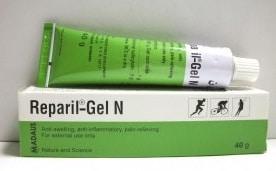 صورة , عبوة , دواء , علاج , ريباريل جيل ن , Reparil-Gel N