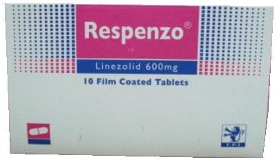 صورة, عبوة, أقراص, ريسبينزو,Respenzo
