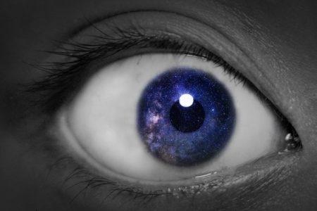 صورة , عين , شبكية العين , الخلايا الجزعية