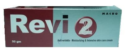 صورة , عبوة , دواء , كريم , للعناية بالجلد , ريفي تو , Revi-2