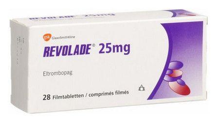 صورة, عبوة, دواء, ريفولد , Revolade