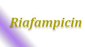 صورة,تصميم, ريافامبيسين, Riafampicin