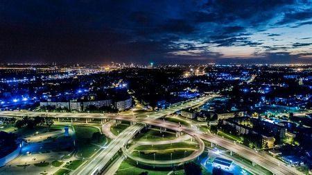 Riga ، مدينة ريغا ، صورة ، لاتفيا