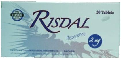 صورة,دواء, عبوة ,ريسدال, Risdal