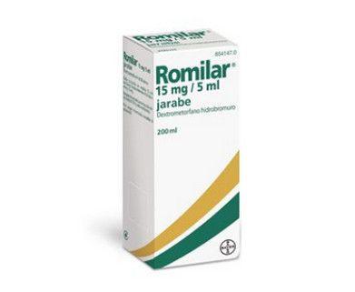 صورة , عبوة , دواء , مضاد للسعال , روميلار , Romilar