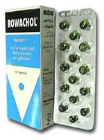 صورة, دواء, علاج, عبوة, رواكول , Rowachol