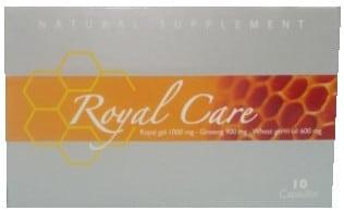 صورة, عبوة, رويال كير, كبسول, Royal Care