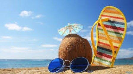 فصل الصيف ، العناية بالبشرة ، اشعة الشمس ، انواع البشرة