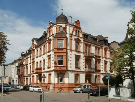ساربروكن ، ألمانيا ، سوق سانت بوهان ، ملعب لويس بارك ، متحف سارلاند