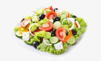 سَلطة الخضار،نظام غذائي، حمية غذائية، انقاص الوزن، صورة