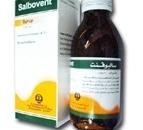 صورة , عبوة , دواء , شراب , سالبوفنت , Salbovent