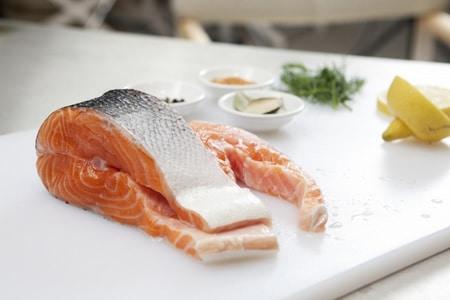 Salmon ,fish,اسماك, السلمون,صورة