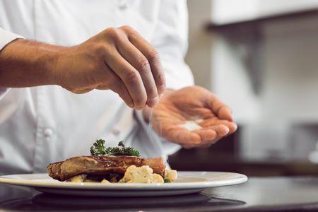 صورة , الطبخ , طعام , الملح , ملح الطعام