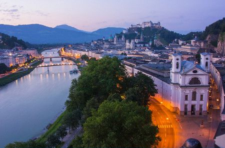 صورة , مدينة سالزبورغ , النمسا