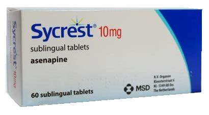 صورة , عبوة , دواء , أقراص تحت اللسان , لعلاج الفصام , سافريس , Saphris