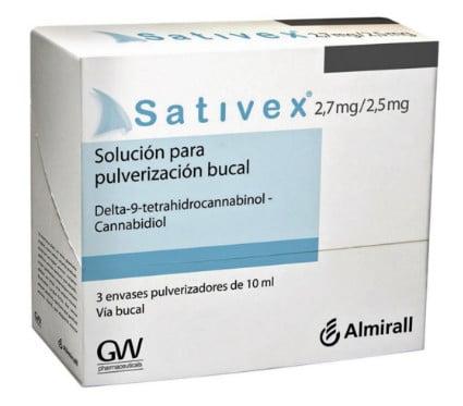 صورة , عبوة , دواء , بخاخ لتجويف الأنف , لمرضى التصلب المتعدد , ساتيفكس , Sativex