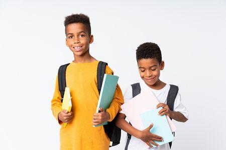 صورة , أطفال , بداية العام الدراسي