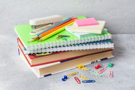 شراء أدوات مدرسية , School Tools
