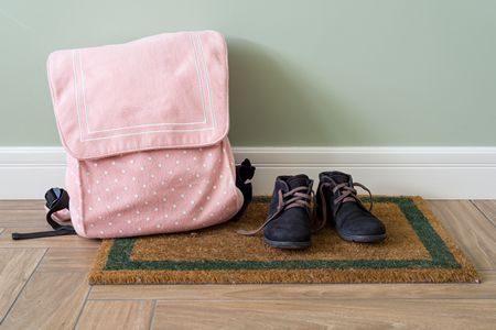 الحذاء المدرسي الصحي
