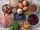 صورة , غذاء , معدن السيلينيوم
