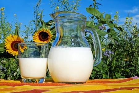 الحليب ، الحساسية ، حليب الصويا ، الكالسيوم ، السلطات ، سرطان الثدي