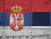 هنا معلومات عن صربيا وهذه صورة علم هذه الدولة
