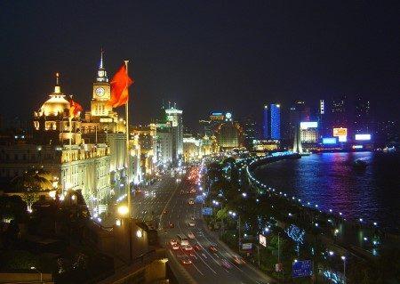 شنغهاي ، الصين ، لؤلؤة الشرق ، بوند ، ديزني لاند ، متاحف
