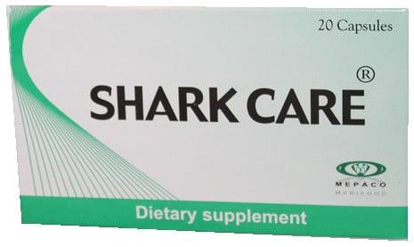 صورة, عبوة, كبسولات, شارك كير, Shark Care