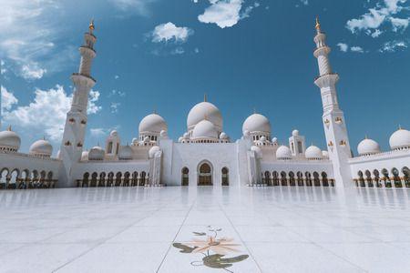 صورة , مسجد الشيخ زائد , الإمارات العربية المتحدة , أبو ظبي