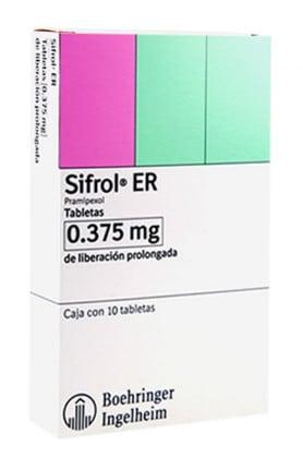 صورة , عبوة , دواء , لعلاج مرض باركنسون , سيفرول , Sifrol ER