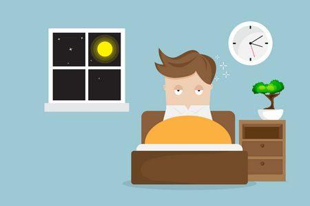 صورة , إضطراب النوم , القلق