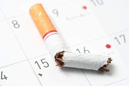 صورة , التدخين , الإقلاع عن التدخين , شهر رمضان