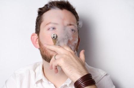 أضرار, التدخين,صورة،مُدخن،Smoking