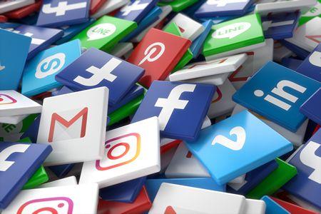 صورة , مواقع التواصل الاجتماعي , السوشيال ميديا