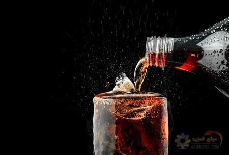 صورة , المشروبات الغازية